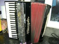 maugein double cassotto accordion