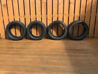 """4X 17"""" Tyres - Like New!"""