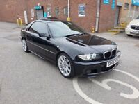 BMW 3 Series Convertible E46