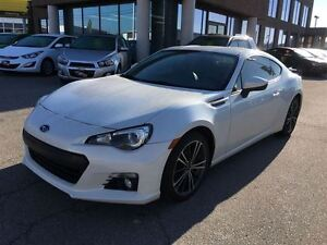2013 Subaru BRZ SPORT-TECH, NAVIGATION, MANUAL TRANSMISSION