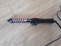 Babyliss curling tongs