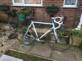 Campagnolo Reynolds Mavic vintage Road Bike