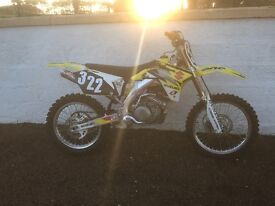Rmz 450 2005 good condition absolute weapon, alloy frame