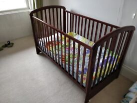 Cot & Toddler bed