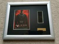 BLADE FILM CELL. Limited edition. Collectors item No.1 of 200 made.