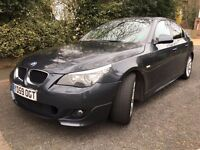 BMW 520d M SPORT Immaculate high spec/low mileage