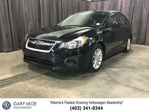 2013 Subaru Impreza Hatch AWD Low Kms!