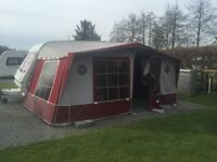 Isabella caravan awning