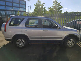 Honda CR-V Estate 53 For Quick Sale Full Service History 12x Stampe