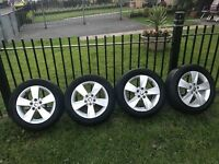 Skoda alloy wheels