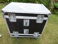 Flight case for musical instruments, lighting, audio visual, tools etc. professional