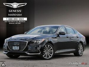 2018 Genesis G80 5.0 Ultimate G80 4DR AT AWD - ULT