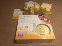 Medala Swing Breast Pump bundle