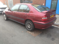1999 Honda Civic 1.4 moted Runs And Drives Great £250