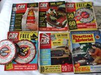 Car Mechanics / Practical Motorist Magazines x 7
