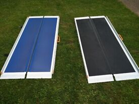 6 ft Suitcase Ramps