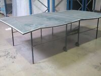 Table tennis table (in need of restoration)
