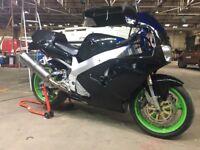 Yamaha YZF750R YZF750 R Not cbr gsxr zxr track bike collectors May swap Farm Quad