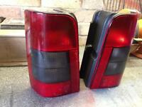Citroen Berlingo MK1 Rear light units