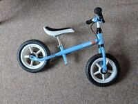 Kettler blue Children's balance bike