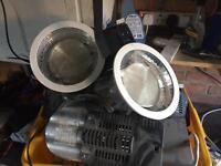 Workshop office garage storage lighting energy saving bulbs cheap lights