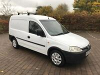 2002 Vauxhall Combo 1.7 DTi 2000 Van, 12 MONTHS MOT, ROOF RACK, NO VAT (Caddy, Partner, Berlingo)
