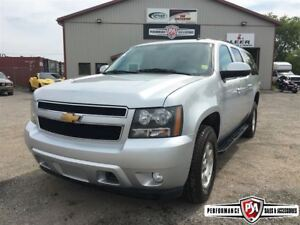 2014 Chevrolet Suburban LT 8 PASSENGER LEATHER LOAD