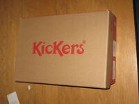 """"" NEW UNWORN """" Kickers Mens Shoes """" NEW UNWORN """""