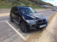 BMW X5 3.0d 20' alloys wheels, sat-nav, Nice car