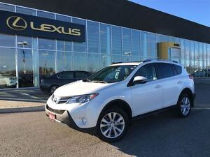 2014 Toyota RAV4 **NEW PRICE**AWD Limited**NAVIGATION**NEW PRICE