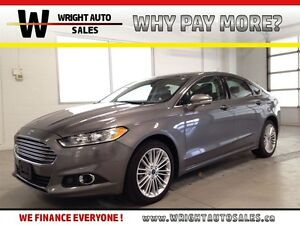 2014 Ford Fusion SE| AWD| LEATHER| SUNROOF| SYNC| 54,251KMS