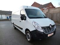Renault Master MML35 BUSINESS DCI S/R P/V OneOwner FSH A/C