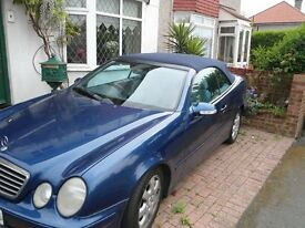 blue clk for sale