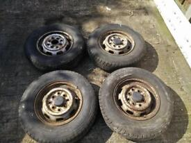 daihatsu hijet wheels