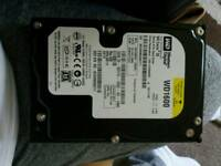 WD WESTERN DIGITAL HARD DRIVE