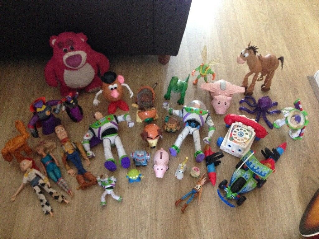 Large Toy Story Collection In Grimsby Lincolnshire