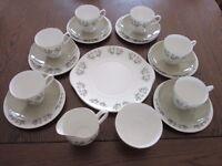 Royal Adderley 'Adelphi' tea set