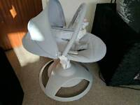 Red Castle Cloudzz baby chair