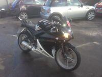 yamaha r125 nice bike