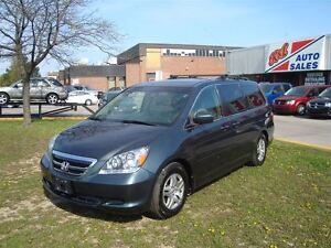 2006 Honda Odyssey EX-L ~ LEATHER ~ ALL POWER OPTIONS ~ SUNROOF