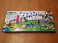 Remote Control Trainyard Set by Universe of Imagination Express from Toysrus
