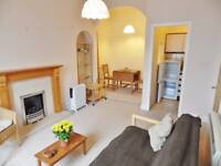 1 bedroom fully furnished top floor flat to rent on Moat Street, Slateford, Edinburgh