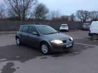 55 plate 1.6 Renault megane expression 16v, 10 months mot