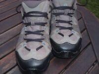 Salomon Goretex walking shoes size 42
