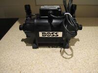 Boss Twin Impeller Shower Pump 1.5 Bar