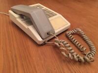 Original vintage telephone
