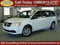 2014 Dodge Grand Caravan SXT DVD Stow n' Go
