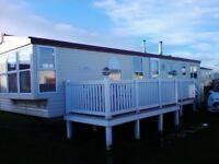 STATIC CARAVAN Private Sale Atlas Heritage Super on Skipsea Sands Holiday Park