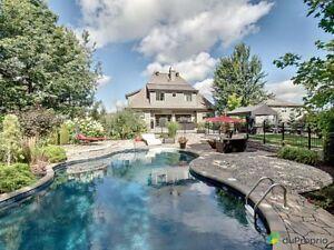 629 000$ - Maison 2 étages à vendre à Victoriaville