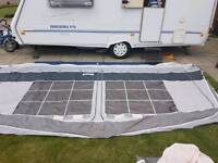 ISABELLA AWNING with poles 850-875